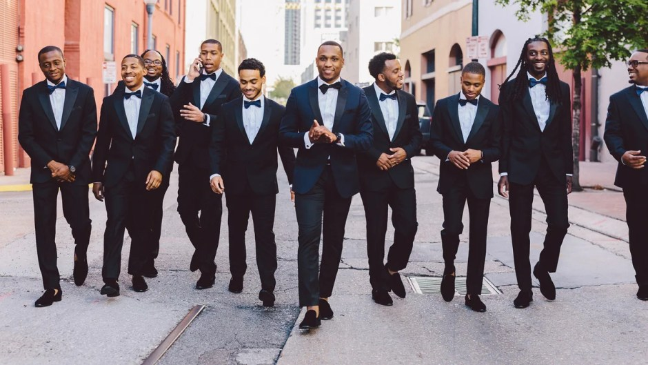 Groomsmen Attire: Find the Right Fit for Your Crew