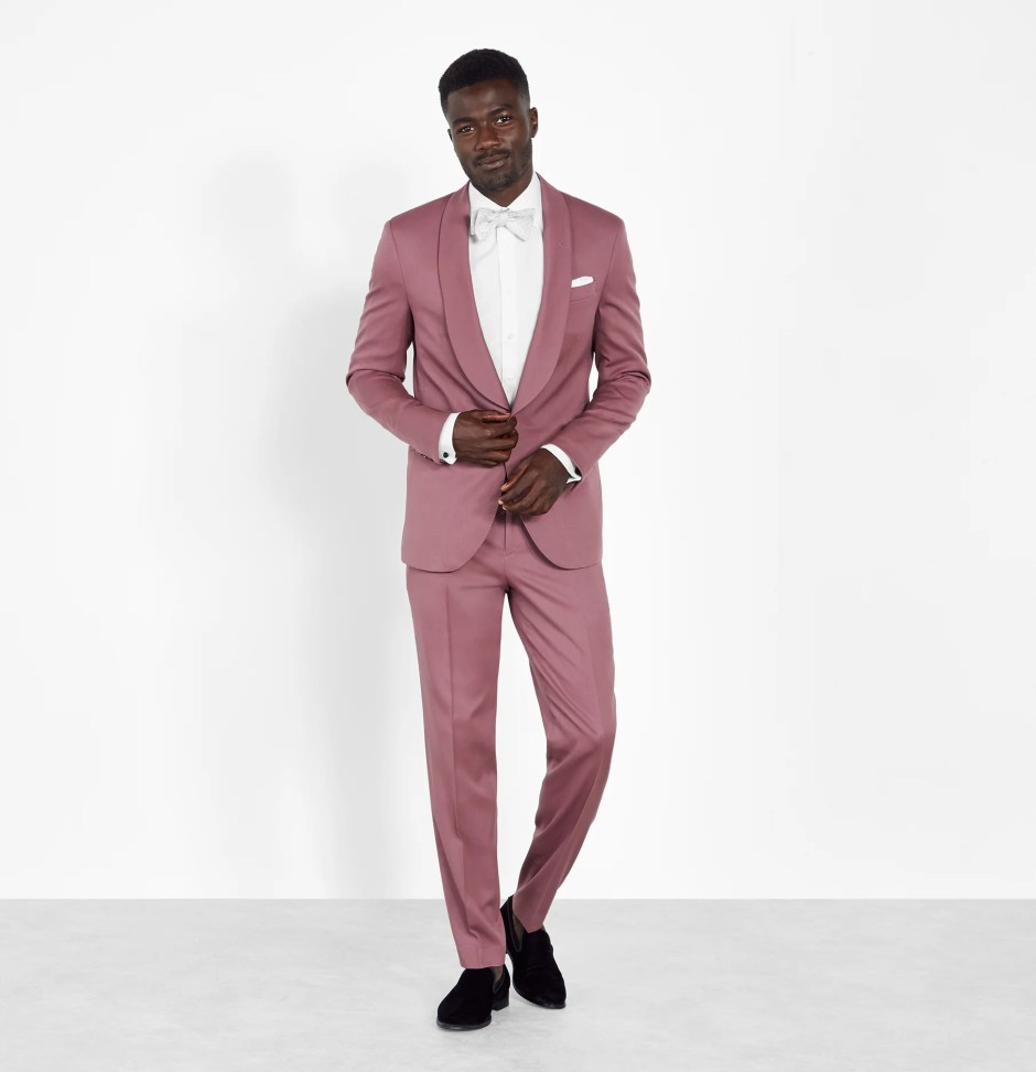 Dark Pink Tuxedo: Tuxedo Styles For 2019: A Complete Guide