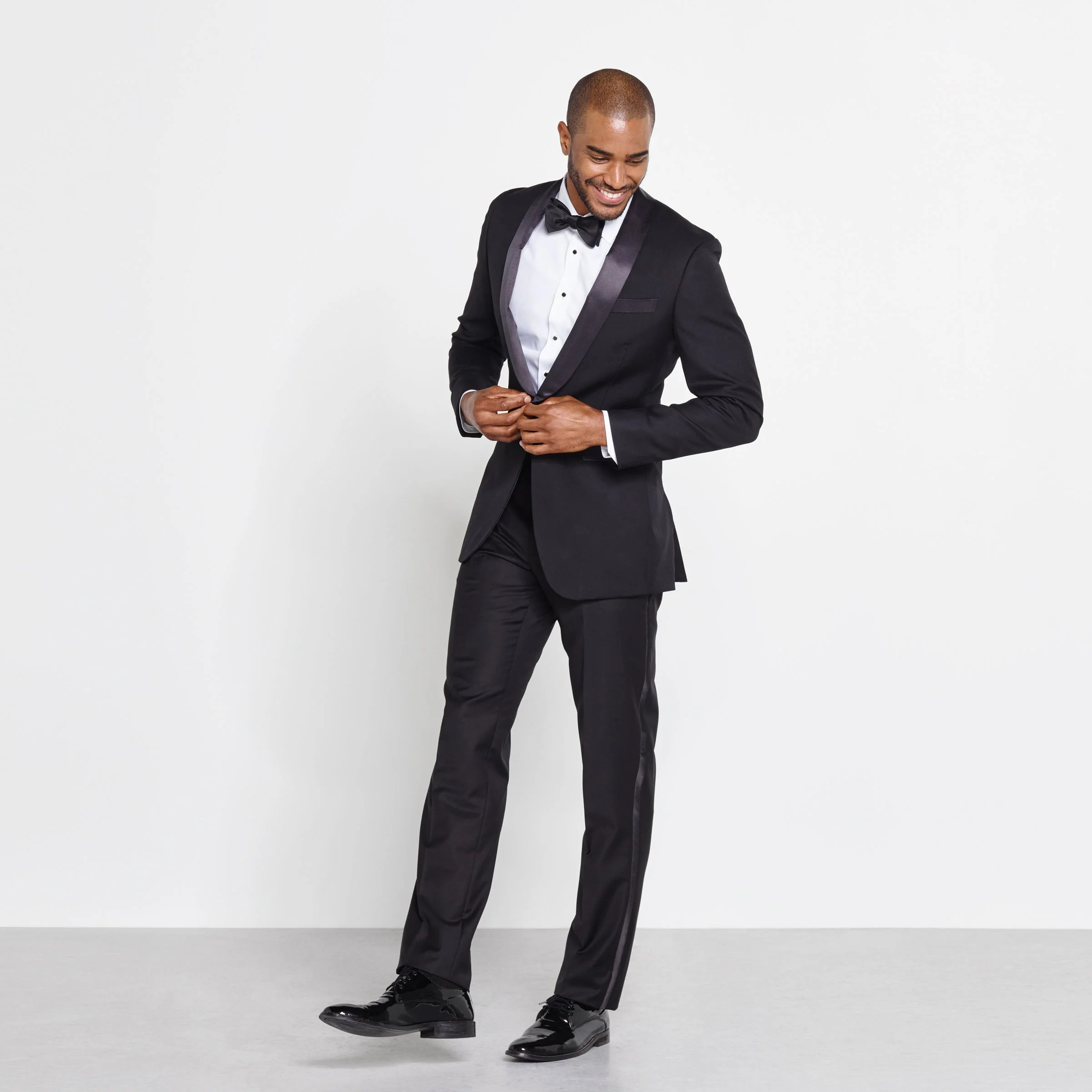 Black Tie Wedding Attire For Men