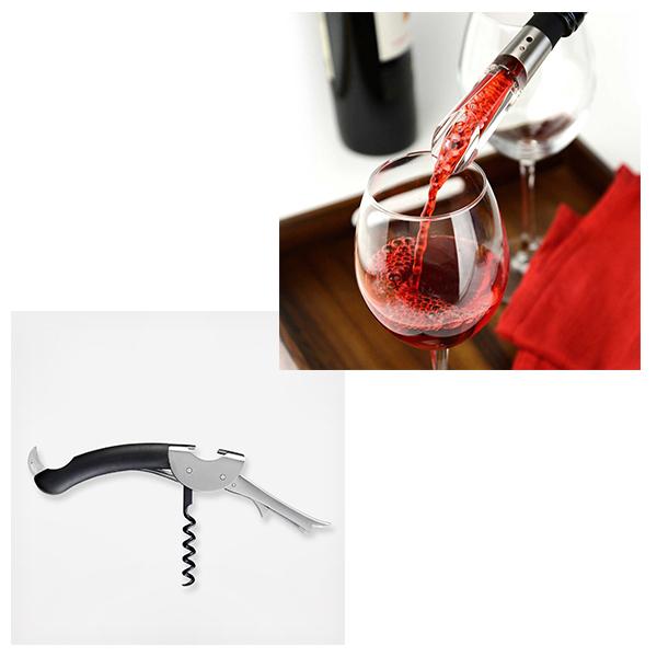 Groomsmen gift ideas for wine lovers.