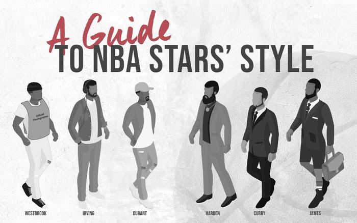 National Basketball Association NBA Fashion Guide