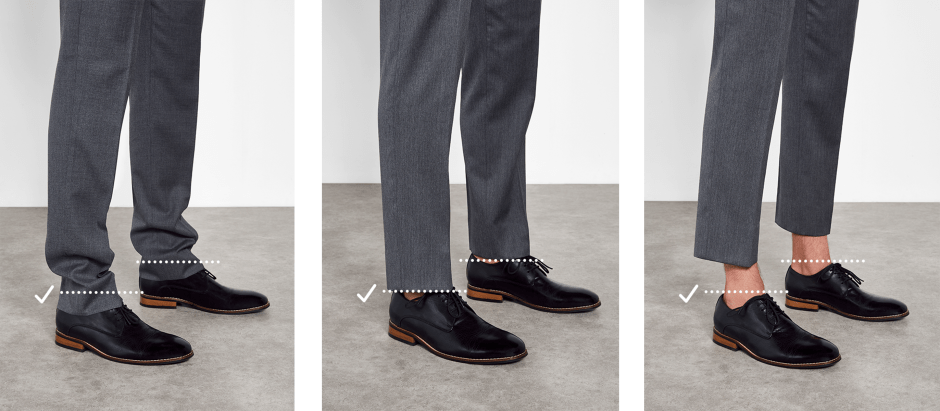 dress pant length inseam