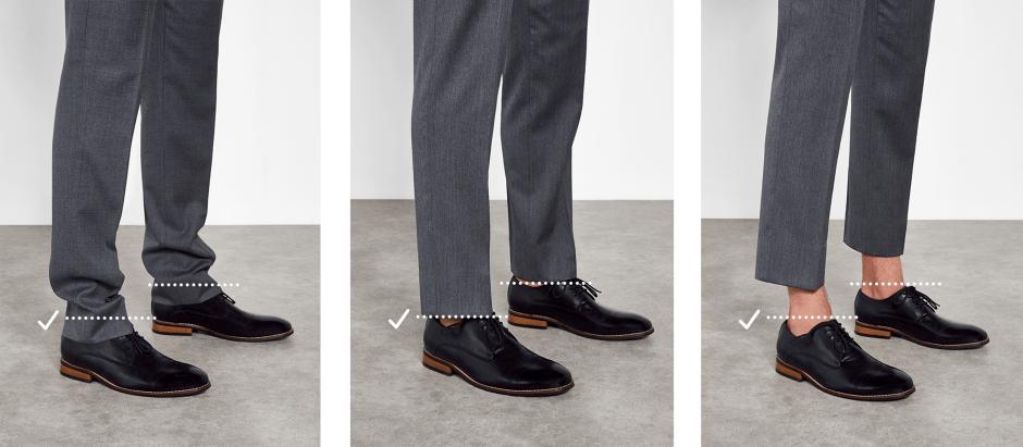 Suit Pants Fit