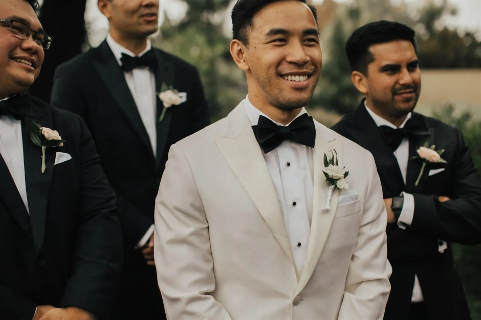 Man who knows the Tuxedo Rental Cost