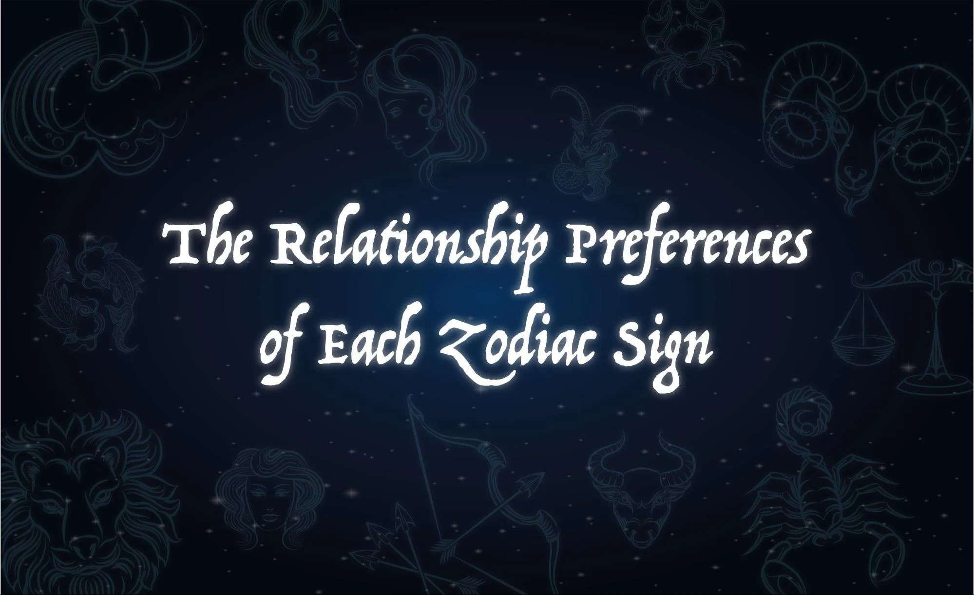 Best worst zodiac sign personality traits marriage