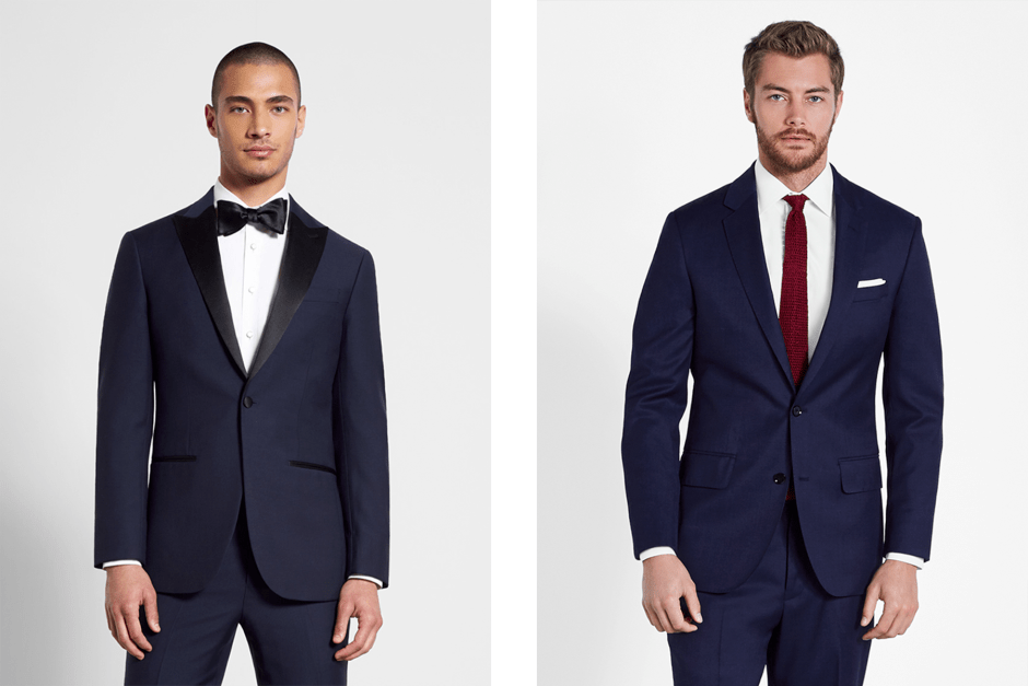 Tuxedo Vs Suit What S The Difference The Black Tux Blog