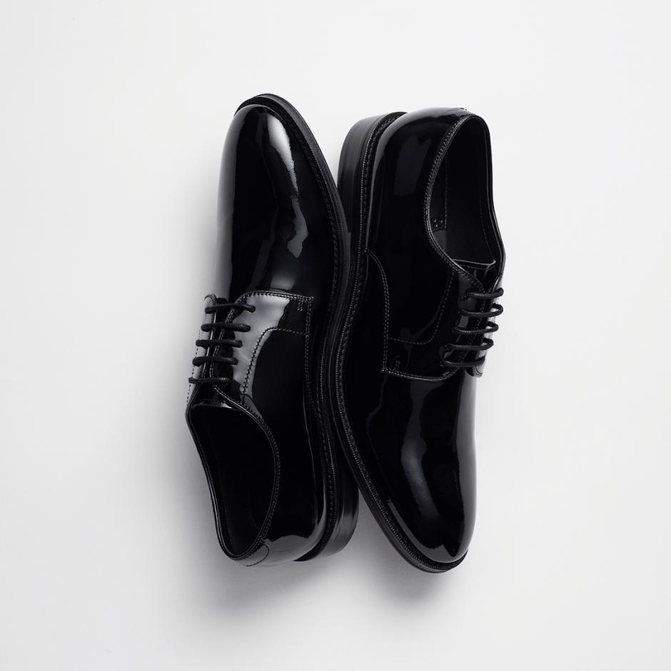 black tie attire wedding shoes