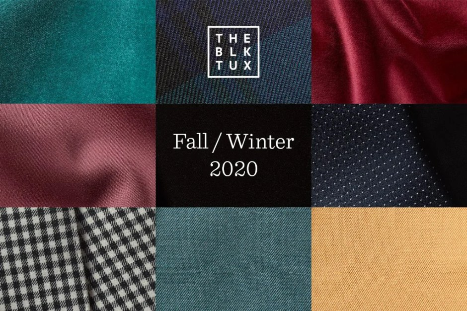 winter and fall wedding attire guide swatch cover