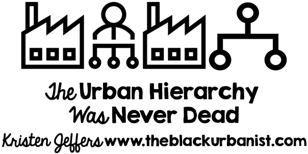 Urban Hiearchy Not Dead