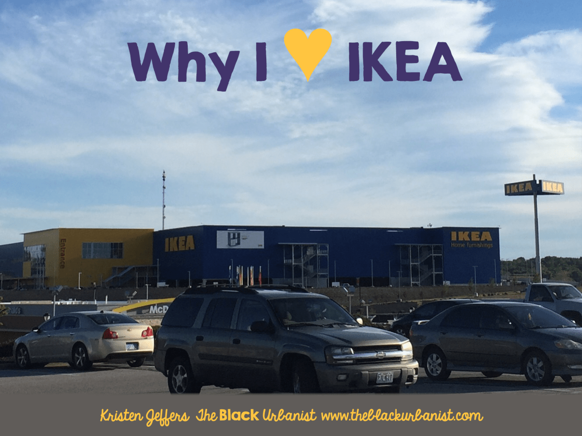 why i love ikea
