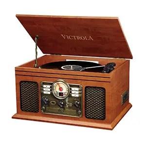 Victrola Nostalgic Classic Wood 6-in-1