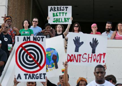 Killings By Police Tulsa