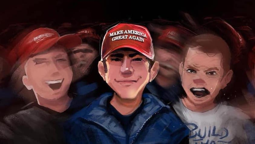 MAGA hat standoff with Indigenous American Vet turns into teachable moment
