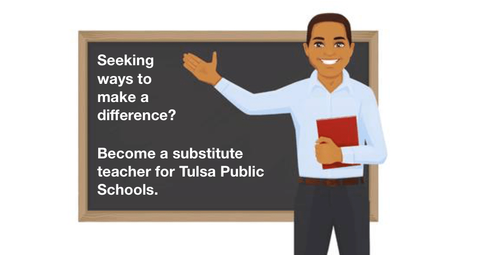 Tulsa Public Schools Substitute Teacher Hiring Fair