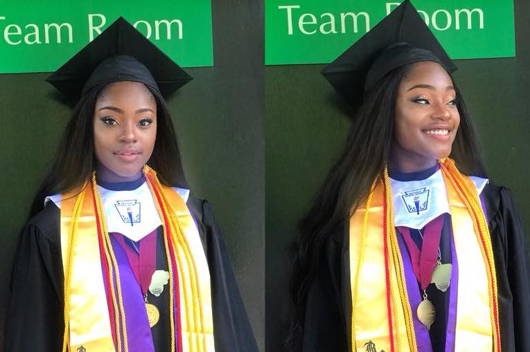 Black student denied salutatorian honor because she's not white