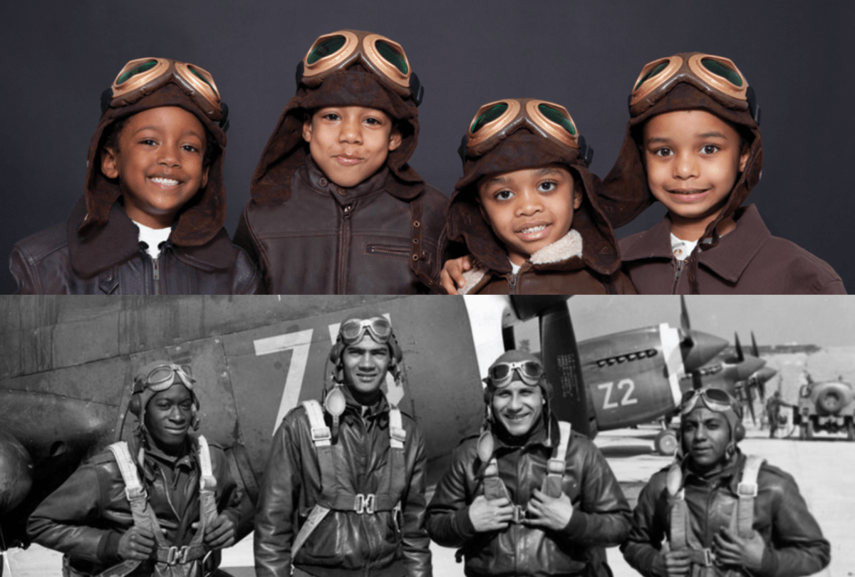 Tuskegee Airmen inspires the next generation of Black Excellence