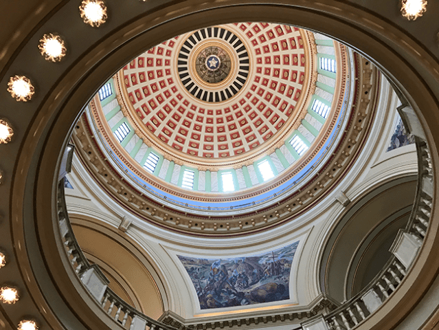 The-dome-inside-Oklahoma-State-Capitol-building
