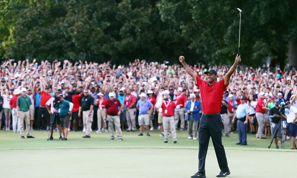 Tiger Woods car crash golf