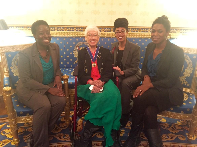 NASA launches SS Katherine Johnson Black Mathematician