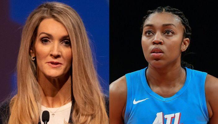 Kelly Loeffler WNBA Atlanta Dream