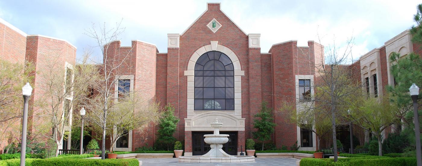 OU College of Law 1921 Tulsa Race Massacre