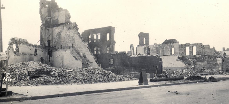 1921 Tulsa Race Massacre