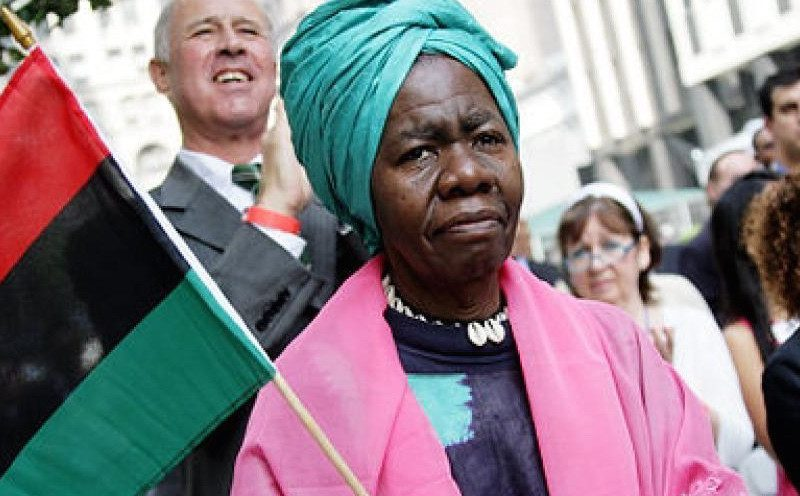 queen mother cut the check african diaspora