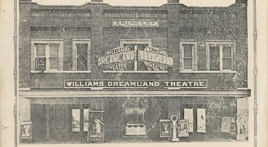 dreamland theatre film