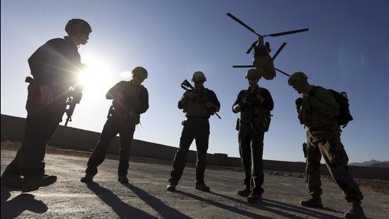 Afghanistan war ends