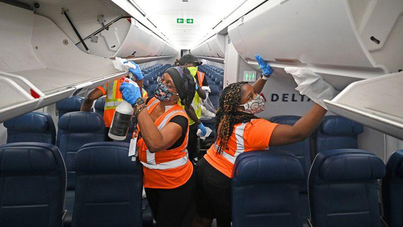 atlanta international airport minimum wage