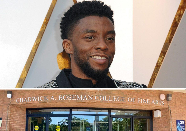 howard university chadwick boseman