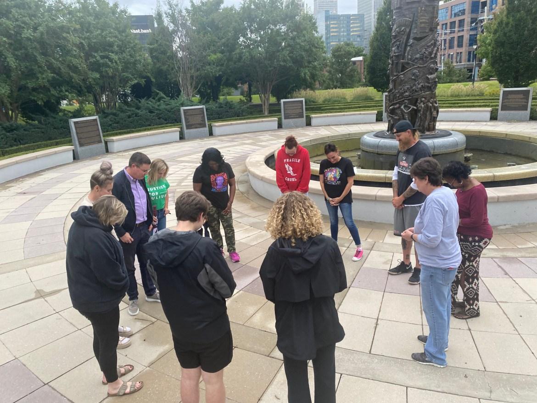 Julius Jones Prayer Vigil