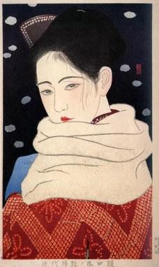 "Kobayakawa Kiyoshi ""Expression of Eyes"" 1931"
