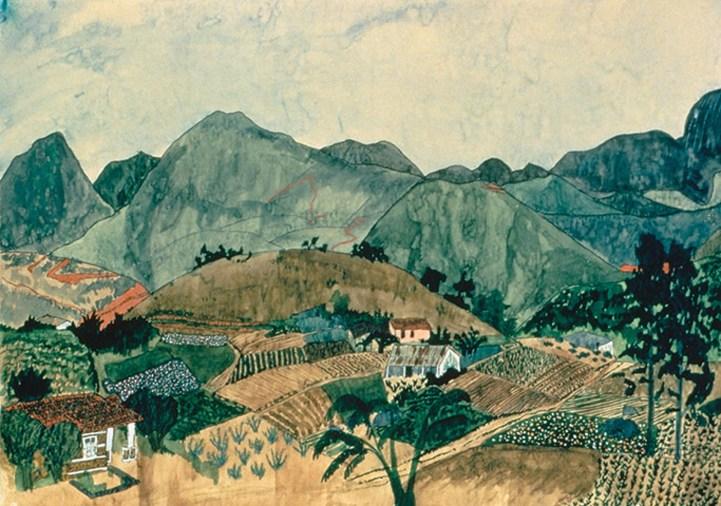 Elizabeth Bishop. Brazilian Landscape.