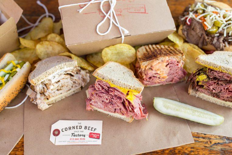 Corned Beef Factory