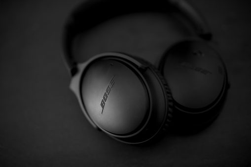 The Bose QuietComfort 35.