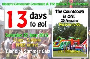 Gala Day Countdown