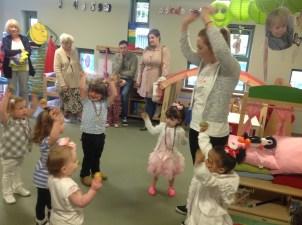 2015 Crossbasket Nursery Fete