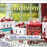 Candelina Advert
