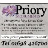 priory monuments