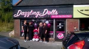 2015 Dazzling Dolls opening 5th Sept (PV)