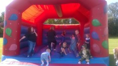 High Blantyre Gala Day 5th Sept Toddlers Bouncy Fun (PV)