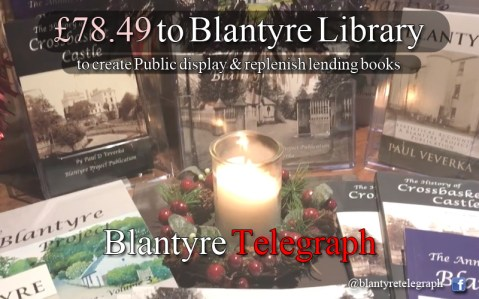 to blantyre library