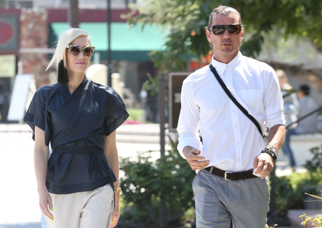 Gavin Rossdale un cliché: Ha tradito Gwen con la babysitter