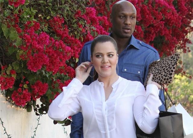 Khloe Kardashian, Lamar Odom sospende il divorzio Poiché soldi della reality show