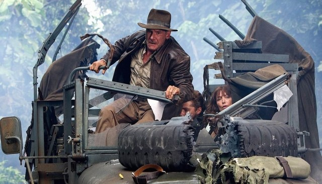 Steven Spielberg, Harrison Ford conferma ripartenza di Indiana Jones del ` per 2019