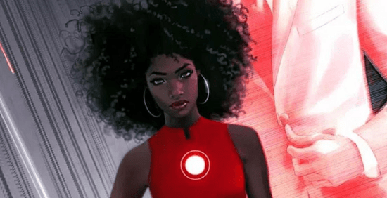theblerdgurl, riri williams, iron man, marvel, diversity