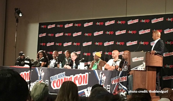 50 Years of Black Panther_Marvel_NYCC_Diversity
