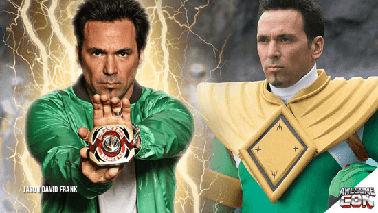 Awesome Con - Jason David Frank banner