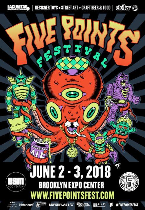 Five Points Fest_ad_theblerdgurl